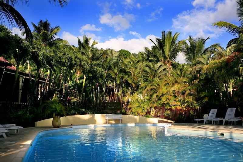 M: Htel Habitation Grande Anse - Deshaies, Guadeloupe