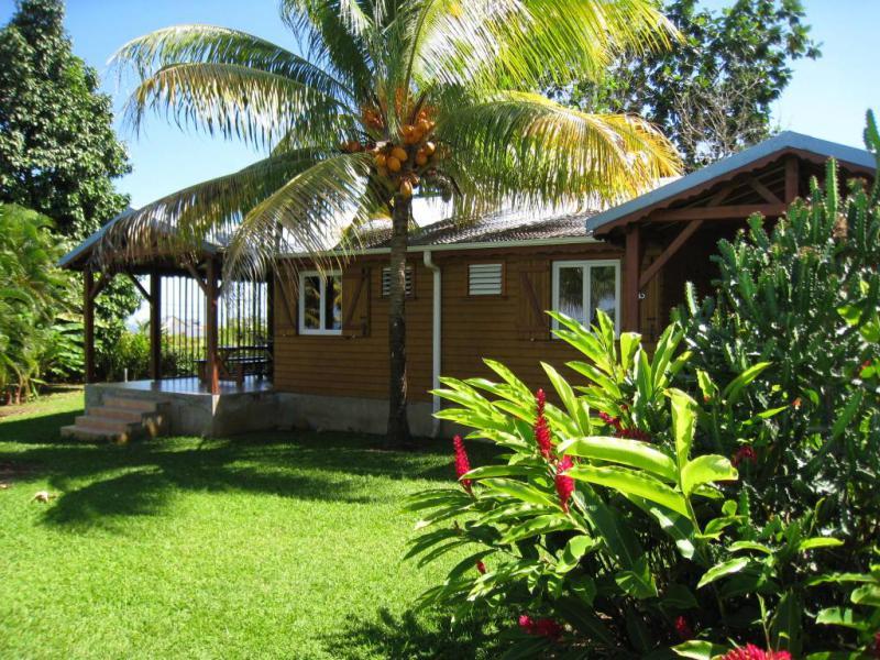Lamateliane Location De Ga Tes Et Bungalows En Guadeloupe