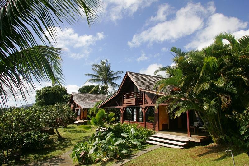 Le jardin malanga hotel guadeloupe troix rivi res for Au jardin tropical guadeloupe