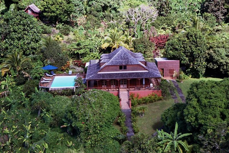 Le jardin malanga hotel guadeloupe troix rivi res for Au jardin des colibris guadeloupe
