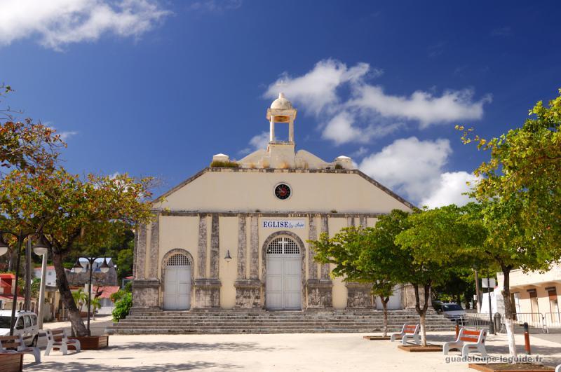 Capesterre visite touristique de marie galante en guadeloupe - Office du tourisme sainte anne guadeloupe ...