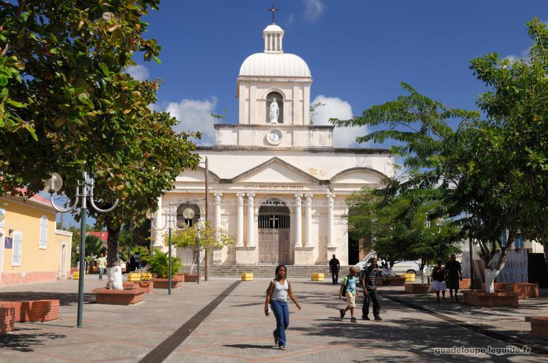 Grand bourg visite touristique de marie galante en guadeloupe - Office tourisme marie galante ...
