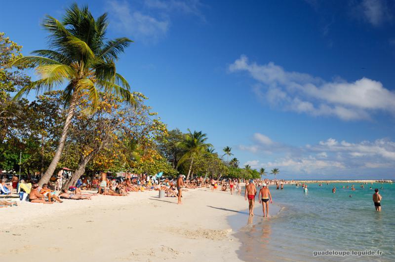 Ville De Sainte Anne En Guadeloupe