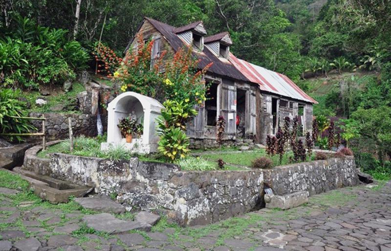 Habitation la griveli re maison du caf en guadeloupe for Maison du cafe andrezieux